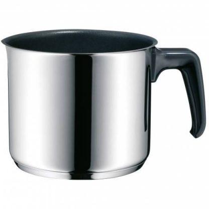 شیرجوش استیل 14 سانتی بدون درپوش وی ام اف 1 - وی ام اف ایران (WMF Iran)